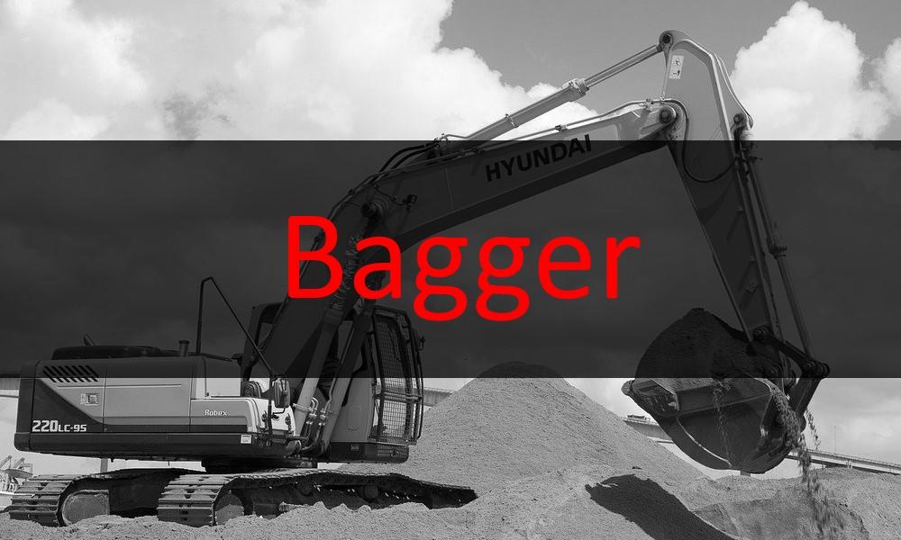 Bagger Finanzierung – Darlehen, Leasing, Mietkauf: Was kommt in Frage?