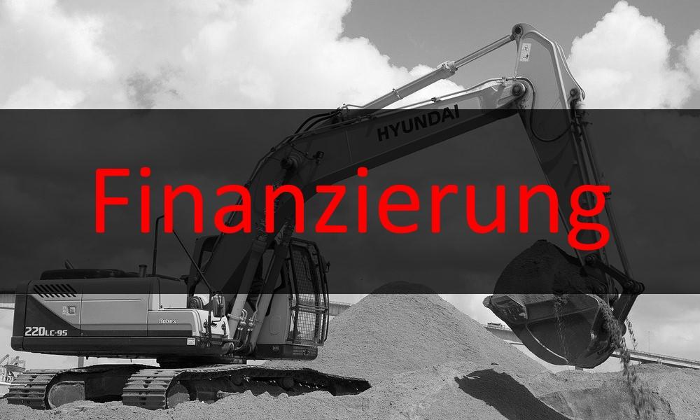 Baumaschinen Finanzierung: Welche Arten sind von besonderem Interesse?