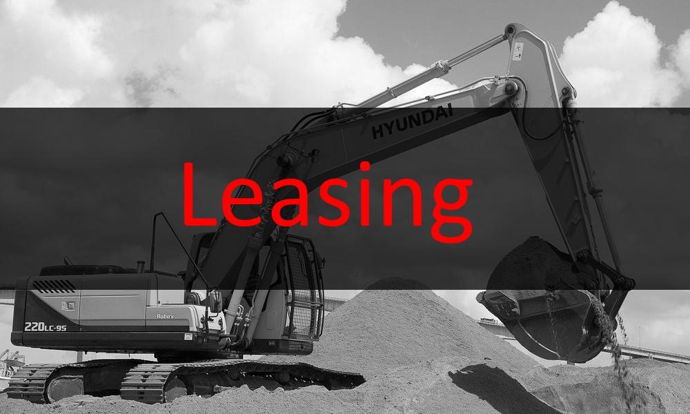 Baumaschinen Leasing – Was gibt es für Unternehmen zu beachten?