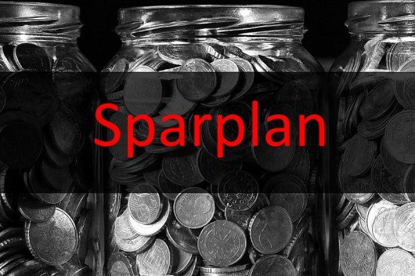Sparplan, ein Weg der Vermögensbildung